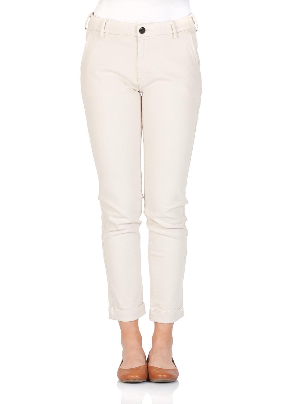 Lee Damen Hose Slim Chino Slim Fit Beige Sand Kaufen Jeans