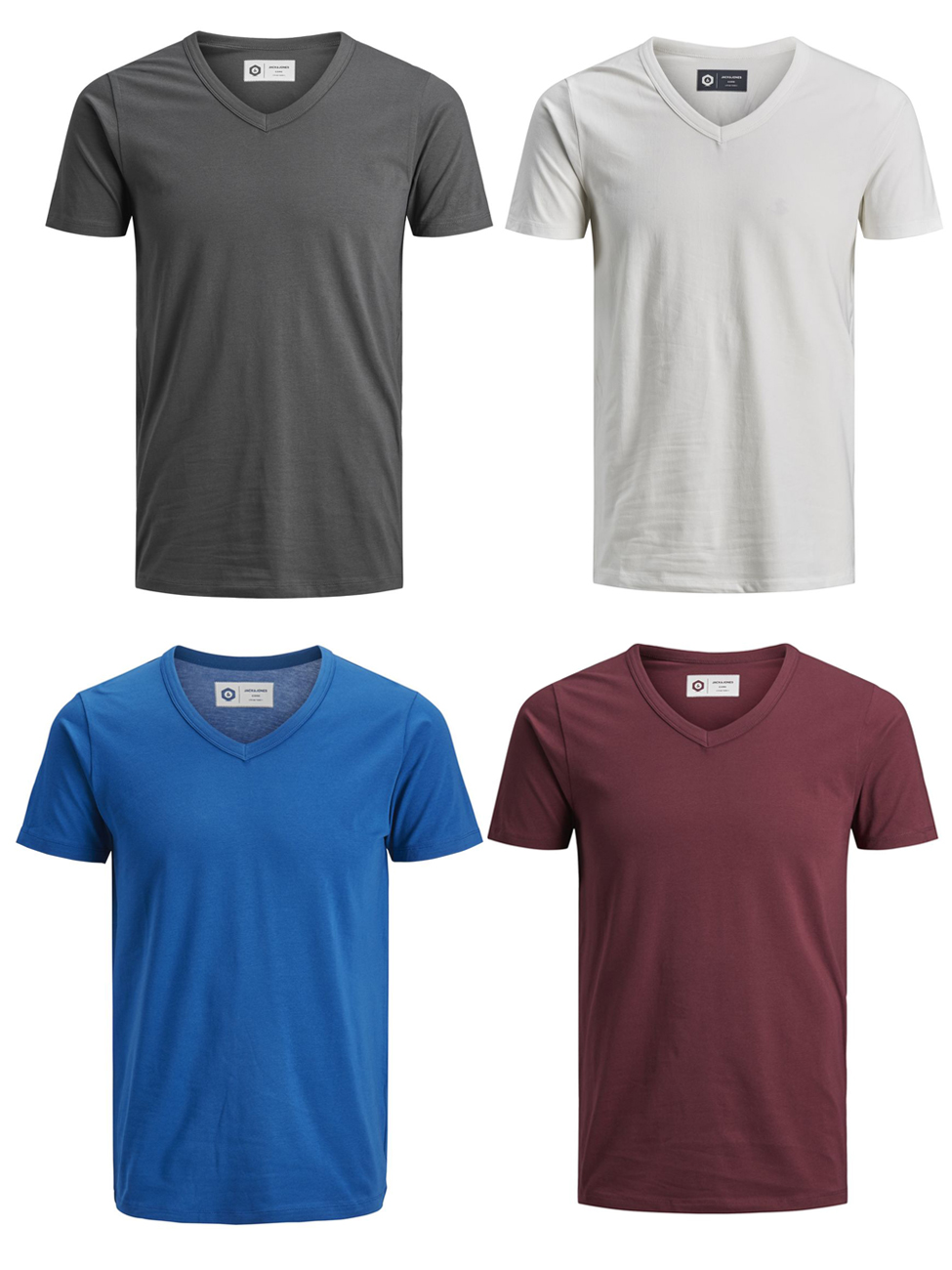jack-jones-herren-t-shirt-4er-pack-jjebasal-v-ausschnitt-slim-fit-basic