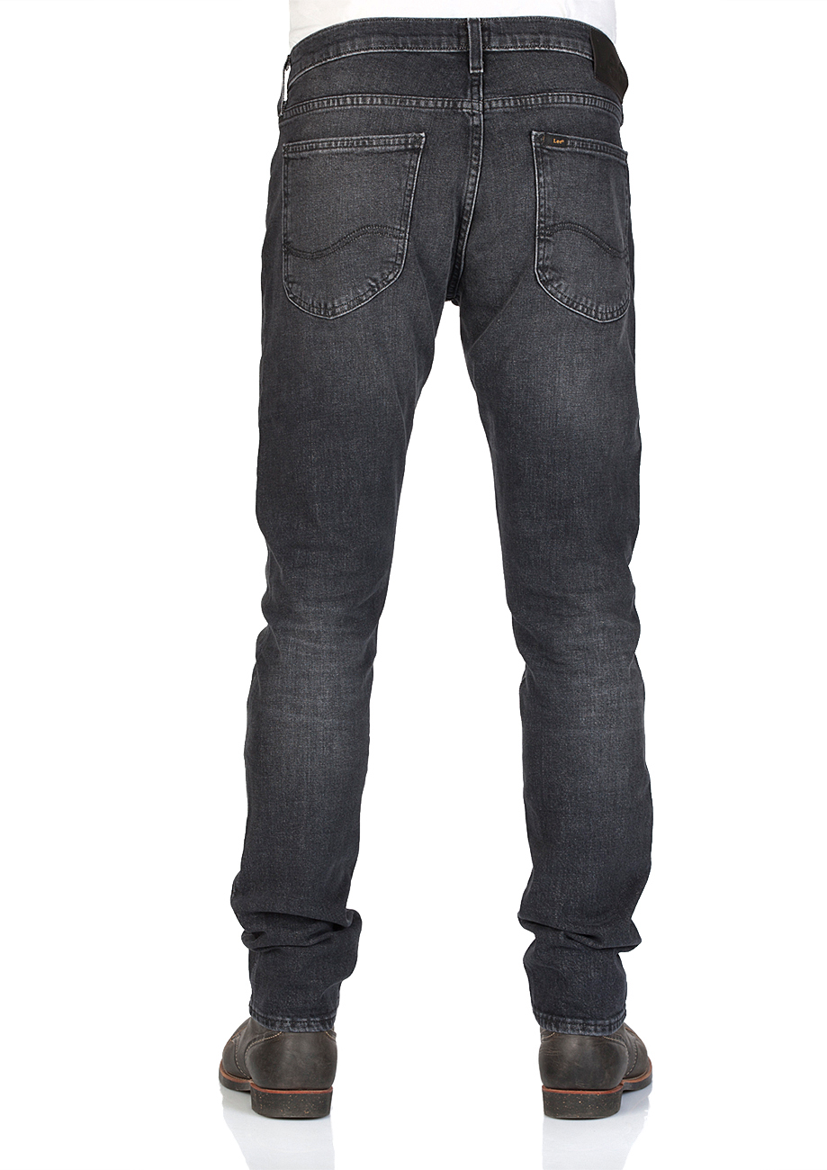 lee-herren-jeans-luke-slim-tapered-fit-schwarz-black-raw