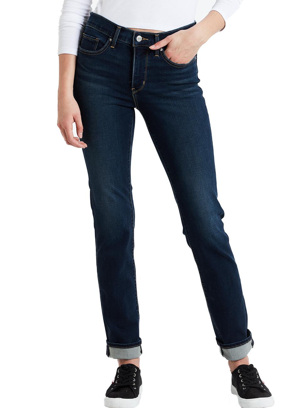super popular 7a542 9f8d8 Levis® Damen Jeans 312 Shaping Slim Fit - Blau - Date with Destiny