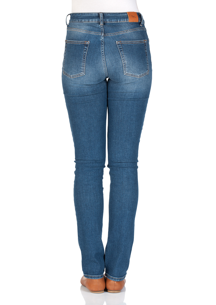 ltb-be-yourself-damen-jeans-gloria-slim-straight-blau-mariot-wash