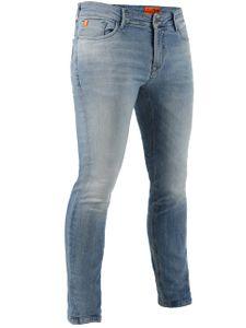 2c26e0f93f7617 MOD Herren Jeans Marcel Slim Fit - Blau - Sen Blue
