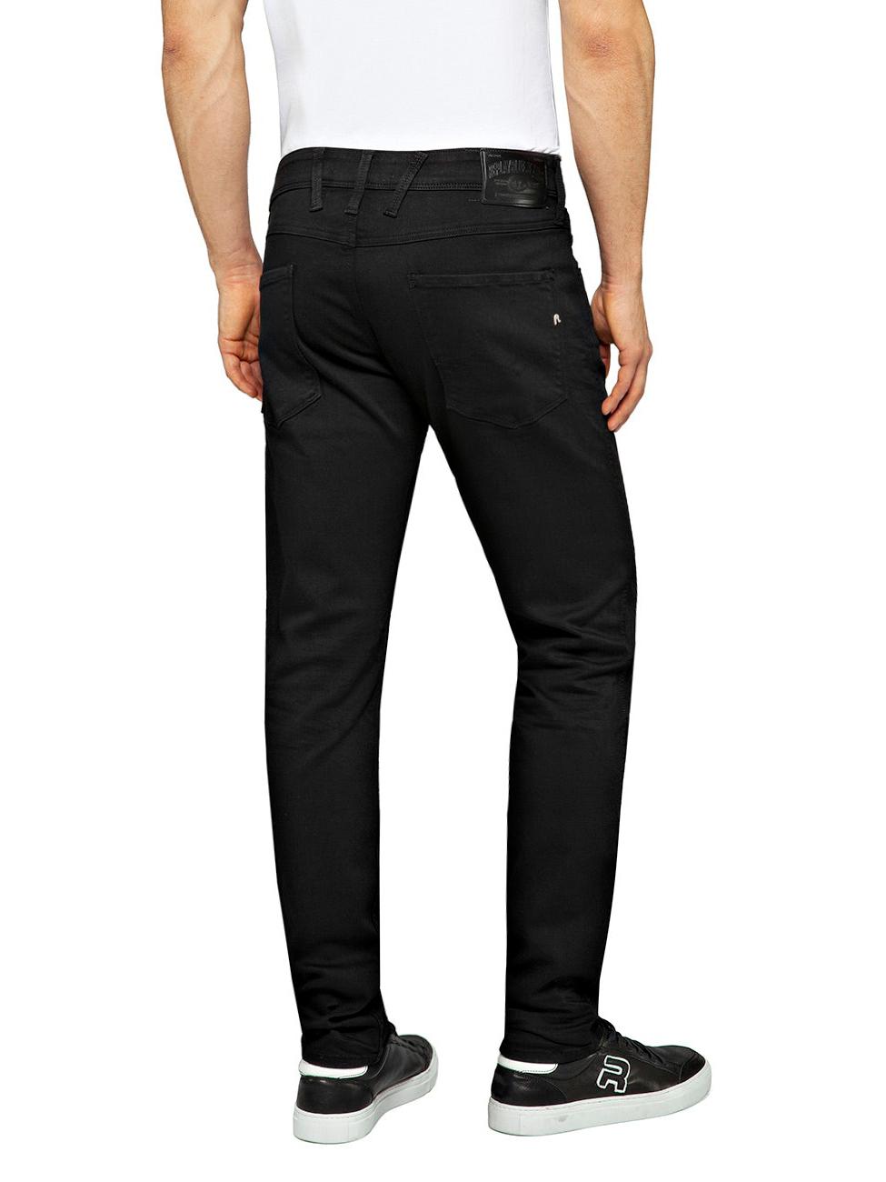 replay-herren-jeans-anbass-slim-fit-schwarz-black, 89.10 EUR @ jeans