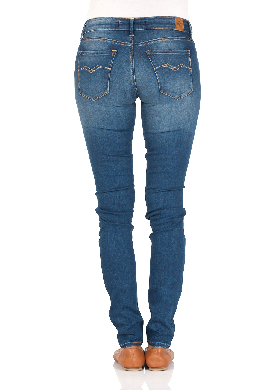 replay-damen-jeans-new-luz-skinny-fit-blau-mid-blue, 91.30 EUR @ jeans