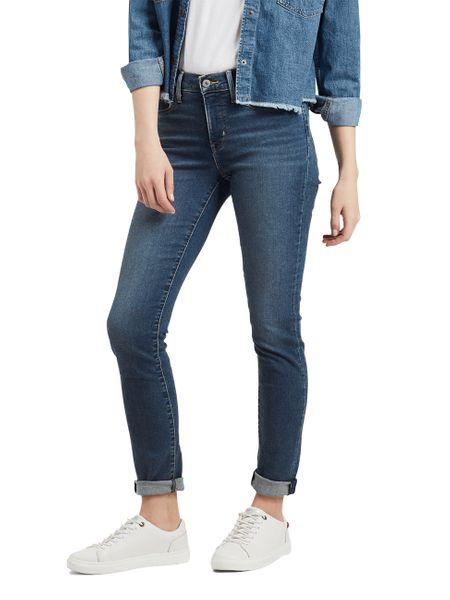 Details zu Levis® Damen Jeans 311 Shaping Skinny Fit Blau Paris Fade