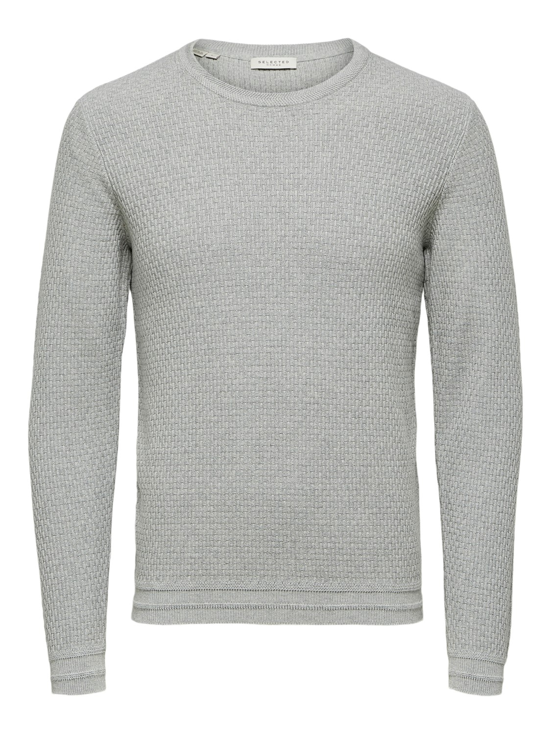 selected-homme-herren-strickpullover-slholiver-crew-neck