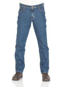 347ea07102c04a Wrangler Herren Jeans Durable - Regular Fit - Darkstone und Black