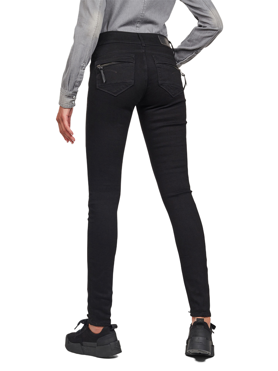 g-star-damen-jeans-midge-cody-mid-skinny-fit-schwarz-pitch-black