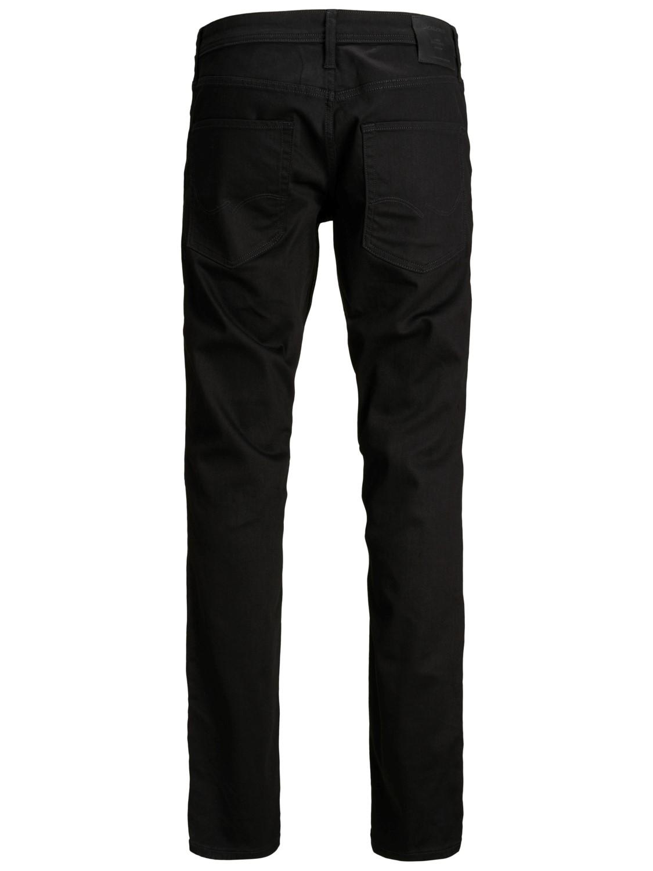 jack-jones-herren-jeans-jjiclark-jjorg-am-883-50sps-lid-regular-fit-schwarz-black-denim, 69.99 EUR @ jeans
