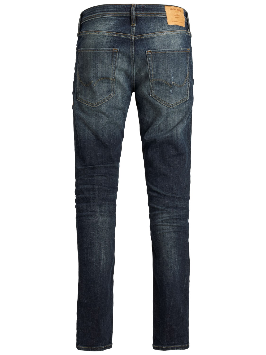 jack-jones-herren-jeans-jjitim-jjoriginal-am-890-50sps-slim-fit-blau-blue-denim, 54.99 EUR @ jeans