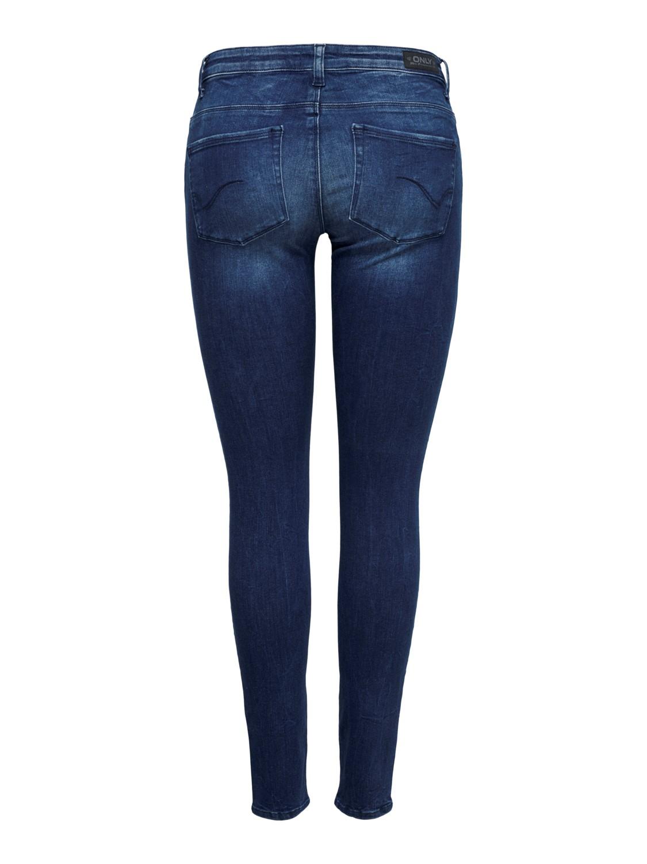 only-damen-jeans-onlfcarmen-reg-sk-jns-bb-732ab-skinny-fit-blau-dark-blue