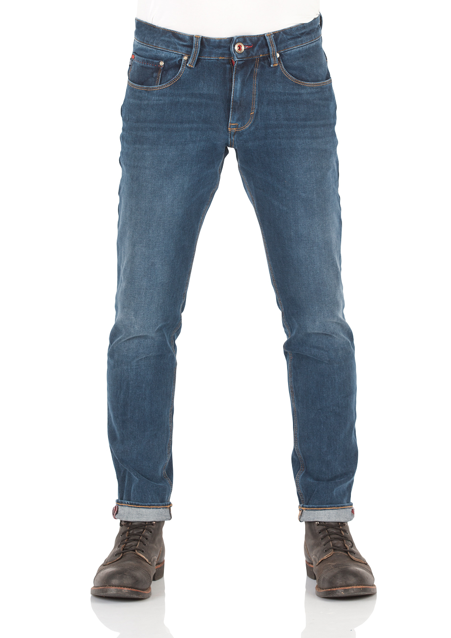 Stephen JoopHerren Fit Blau Dark Blue Jeans Slim dhtsQrC