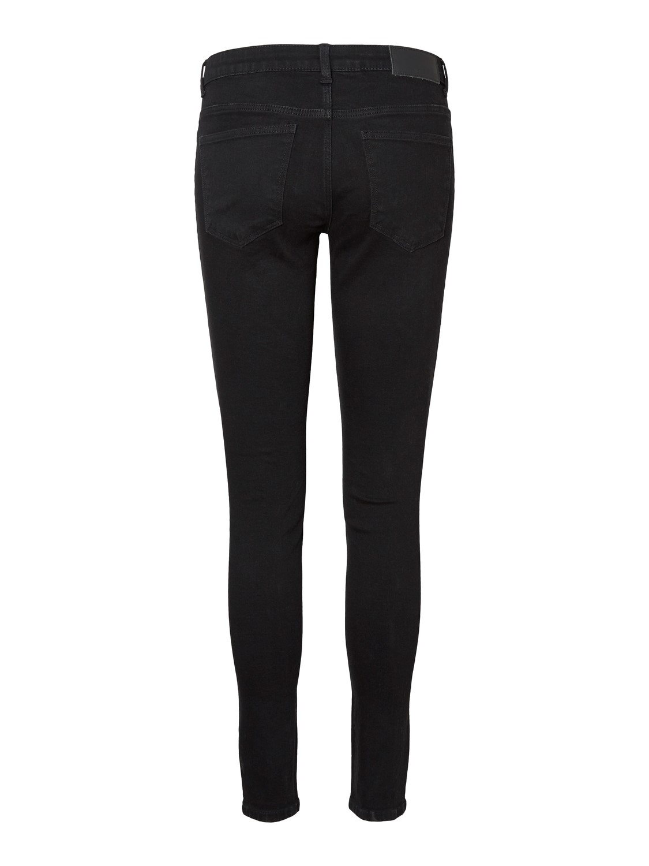 noisy-may-damen-jeans-nmeve-lw-skinny-jeans-vi053bl-skinny-fit-schwarz-black