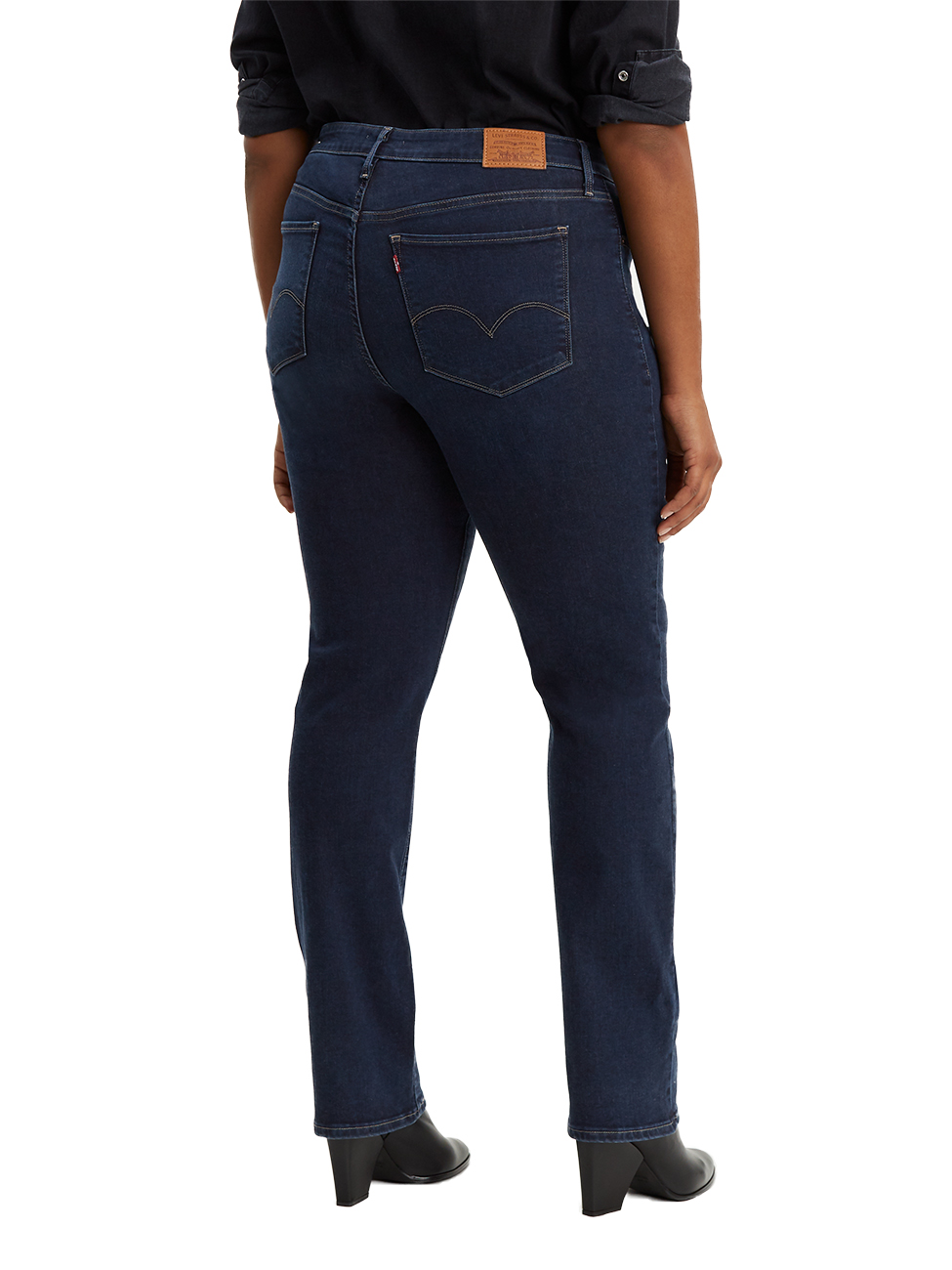 new product 70e32 eac32 Levis® Damen Jeans 314 Shaping Straight Fit - Blau - Dark Horse Plus