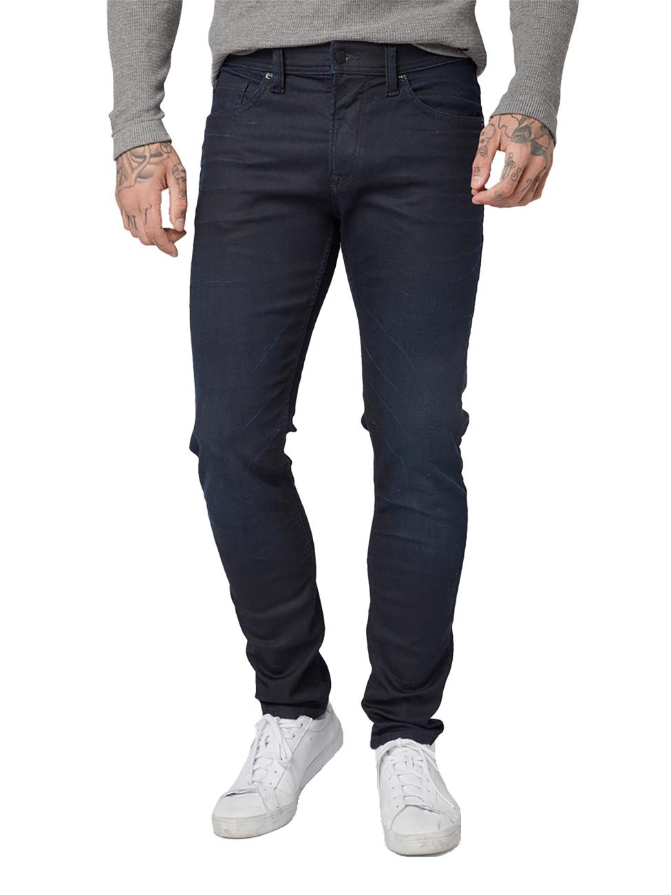 price reduced size 40 fashion styles Tom Tailor Denim Herren Jeans Piers - Super Slim Fit - Blau - Blue Black  Denim