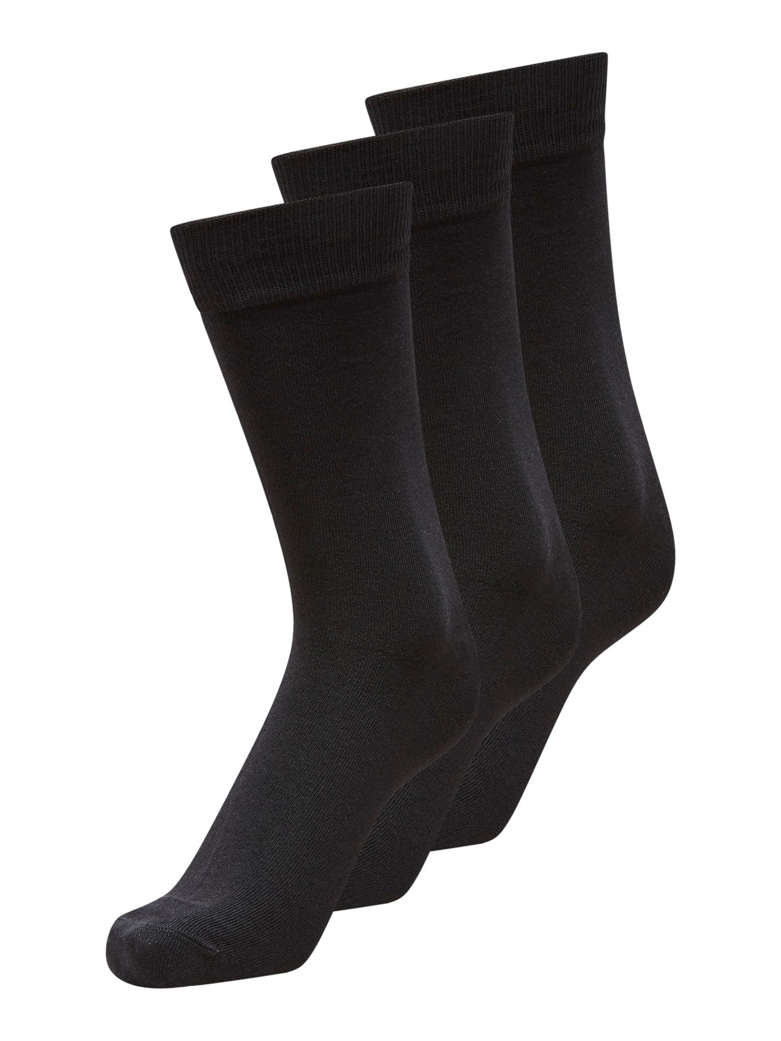 selected-homme-herren-socken-shd3-pack-cotton-sock-3er-pack