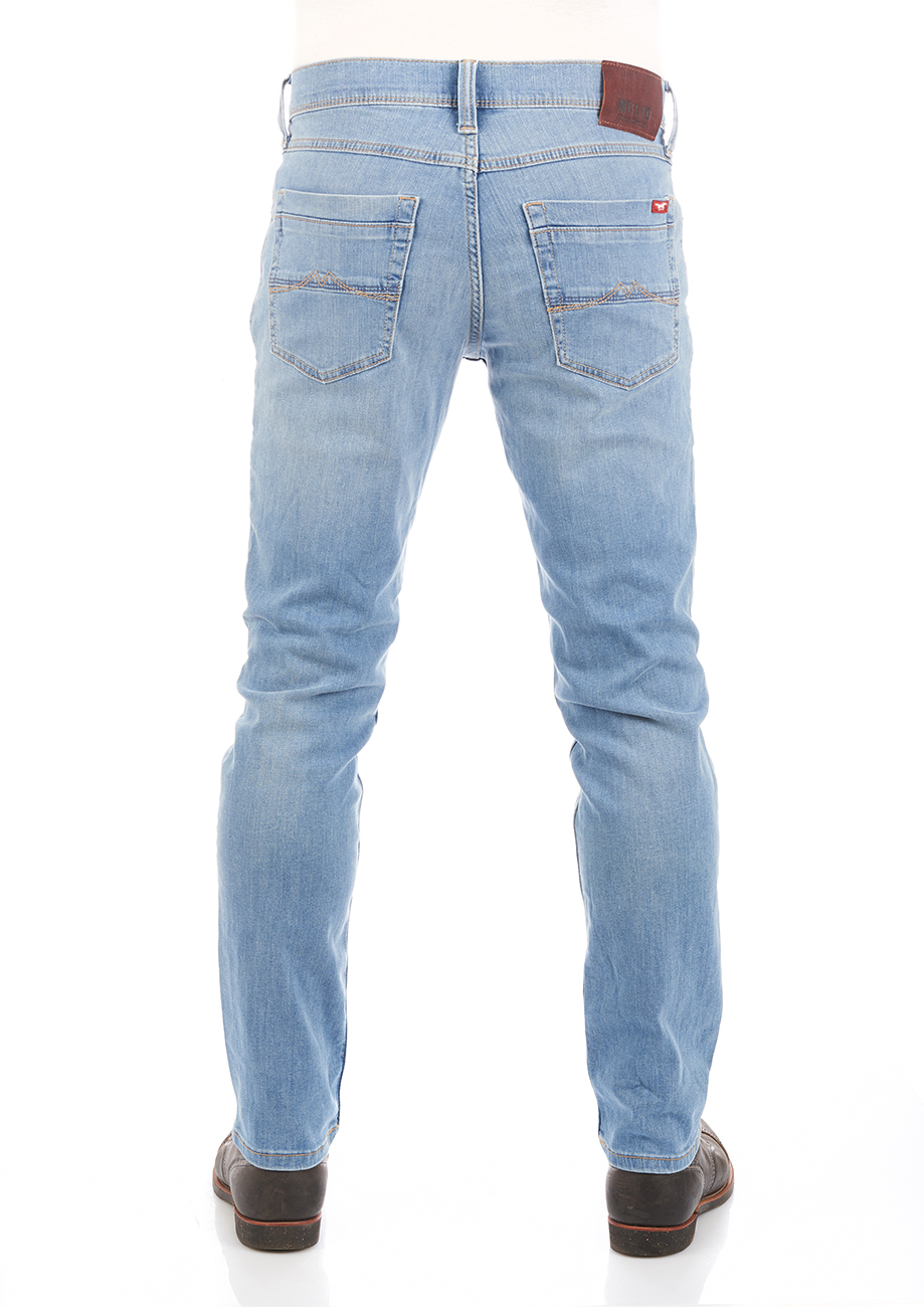 mustang-herren-jeans-washington-slim-fit-blau-stone-blue, 34.95 EUR @ jeans