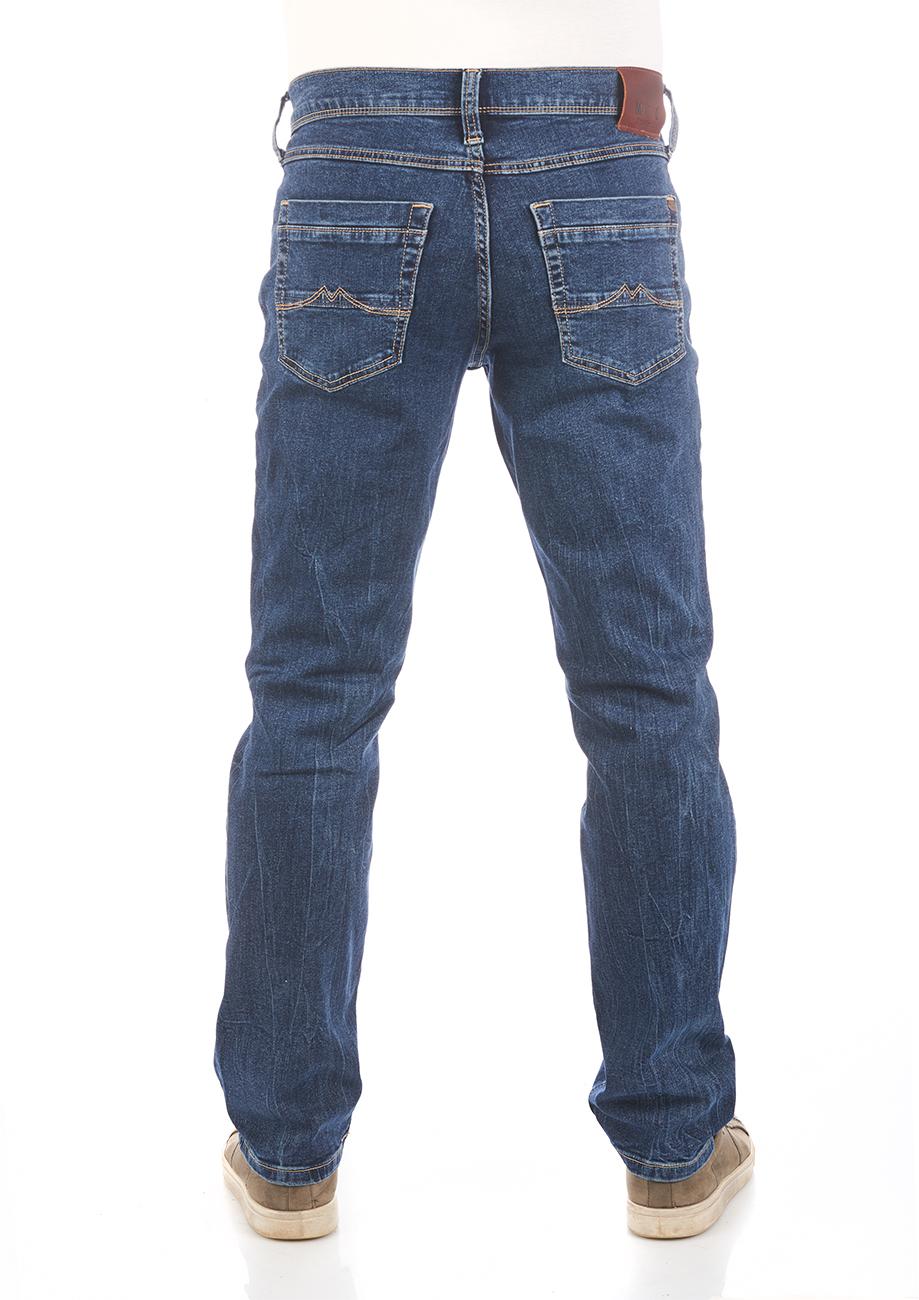 mustang-herren-jeans-washington-slim-fit-blau-medium-dark, 34.95 EUR @ jeans