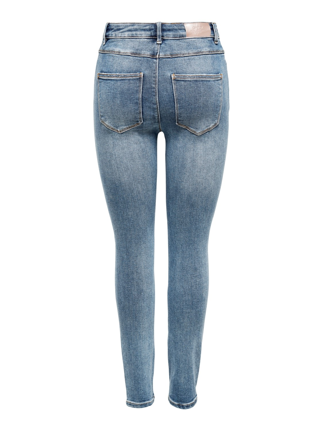 only-damen-jeans-onlmila-hw-sk-ank-bb-jeans-bj13994-skinny-fit-blau-medium-blue-denim, 39.99 EUR @ jeans