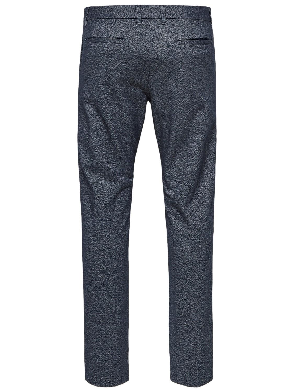 selected-homme-herren-stoffhose-slhslim-arval-pants-slim-fit-blau