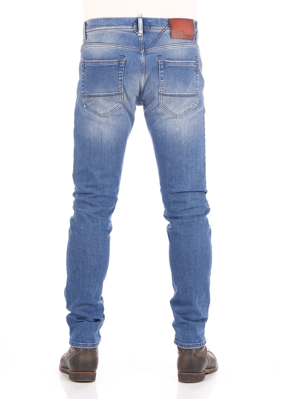 ltb-herren-jeans-servando-xd-tapered-fit-blau-cletus-wash