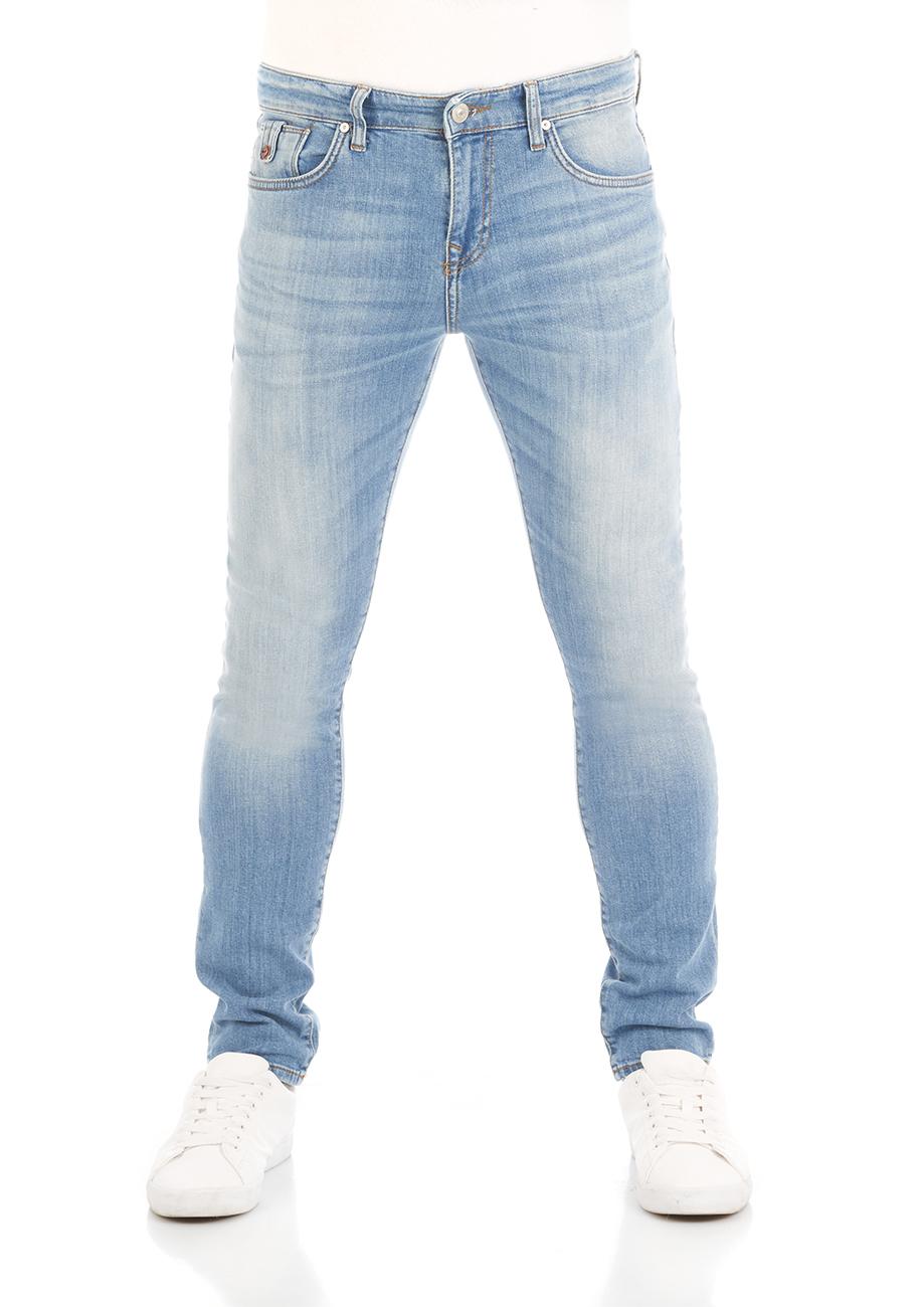Straight Fit Blau Batur Wash LTB Herren Jeans Hollywood D