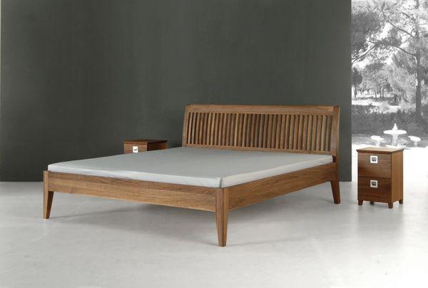 zack design bettgestell massivholz nussbaum vetano betten massivholzbetten. Black Bedroom Furniture Sets. Home Design Ideas
