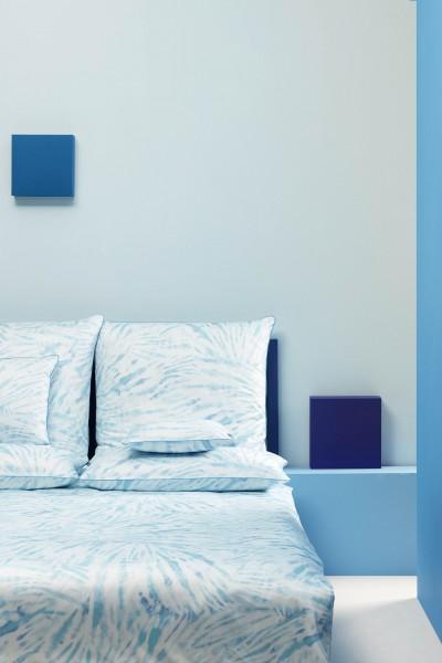 covered bed linen mako satin bettw sche batik 723 farbe 2 t rkis 155x220 cm bettw sche baumwoll. Black Bedroom Furniture Sets. Home Design Ideas