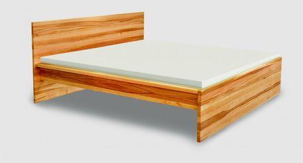 Rast Möbeldesign Bettgestell Modena Nova Buche massiv – Bild 1