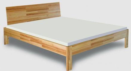 Rast Möbeldesign Bettgestell Terra Buche massiv – Bild 1