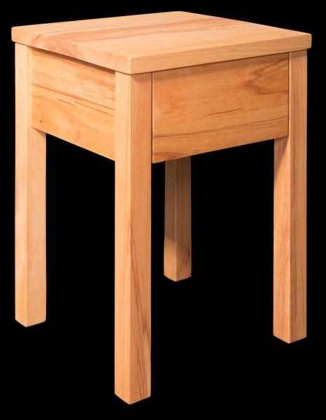 mm collection nachtk stchen nachttisch jana buche oder eiche mensing betten nachttische. Black Bedroom Furniture Sets. Home Design Ideas