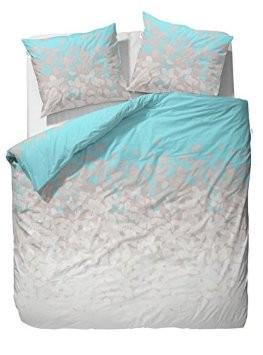 Esprit Mako Satin Bettwäsche Petals blue*EINZELSTÜCK*