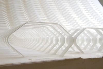 Sensoflex 3000 starr Federwellen Lattenrost Rummel – Bild 2