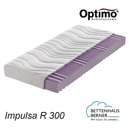 Optimo Kaltschaummatratze Impulsa R 300