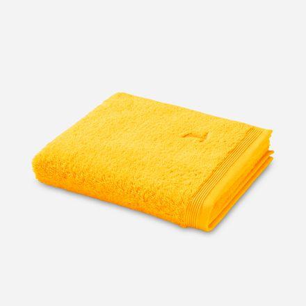 Möve Handtuch Superwuschel gold gelb einfarbig 115 verschiedene Größen – Bild 1