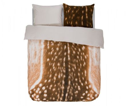 Essenza Flanell-Bettwäsche Bambi Duvet Winter – Bild 2