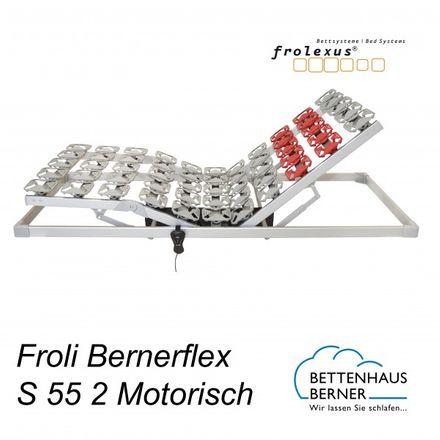 Froli Motor-Tellerrost Bernerflex S 55 2 motorisch verstellbar – Bild 1