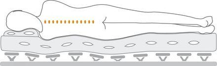 Tellerrahmen Sentina 2 motorisch verstellbar Froli – Bild 4