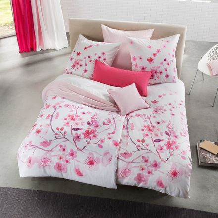 Fleuresse Bettwäsche Mako Satin Bed Art 113946 / 4 rose