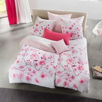 Fleuresse Bettwäsche Mako Satin Bed Art 113946 / 4 rose 001