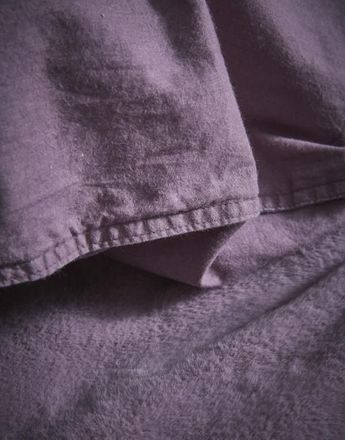 Essenza Bettwäsche Guy Vintage Dusty lilac – Bild 3