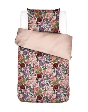 Essenza Mako Satin Bettwäsche Frida Duvet Cover Multi – Bild 4