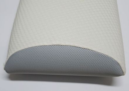 Ipnomed Nackenstützkissen V mit viskoelastischem Schaum verschiedene Höhen – Bild 3