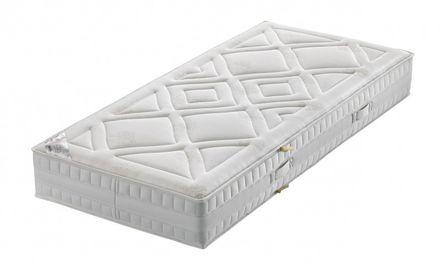 Tonnen-Taschenfedernkern Matratze Callea C 500 Optimo Schlafsysteme – Bild 1