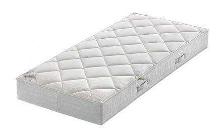 Tonnen-Taschenfedernkern Matratze Callea C 100 Optimo Schlafsysteme – Bild 1