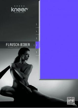 Spannbetttuch Flausch Biber Q 80 Kneer Wäschefabrik in allen Farben und Größen – Bild 1