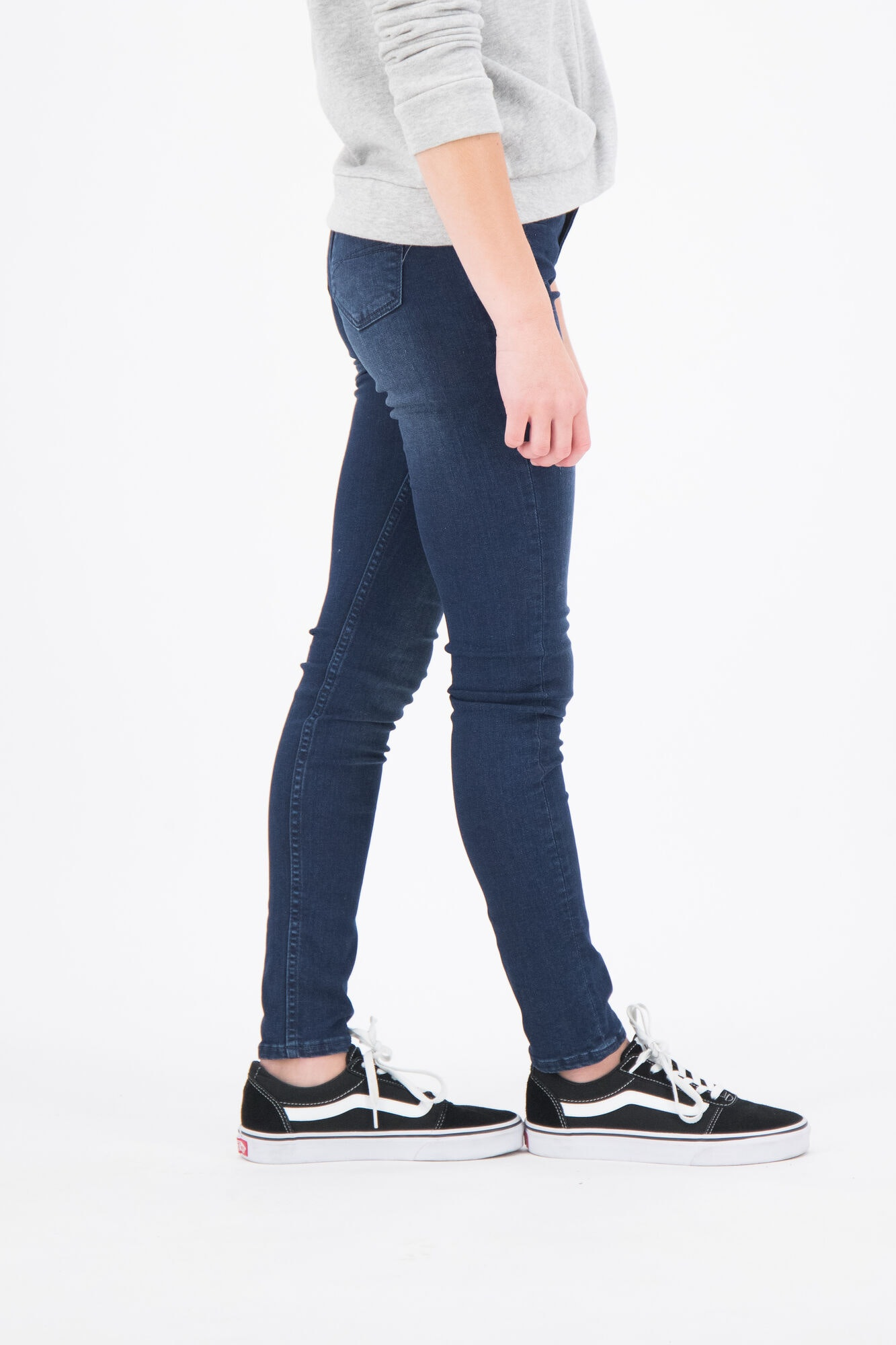 Hosen für schlanke Mädchen