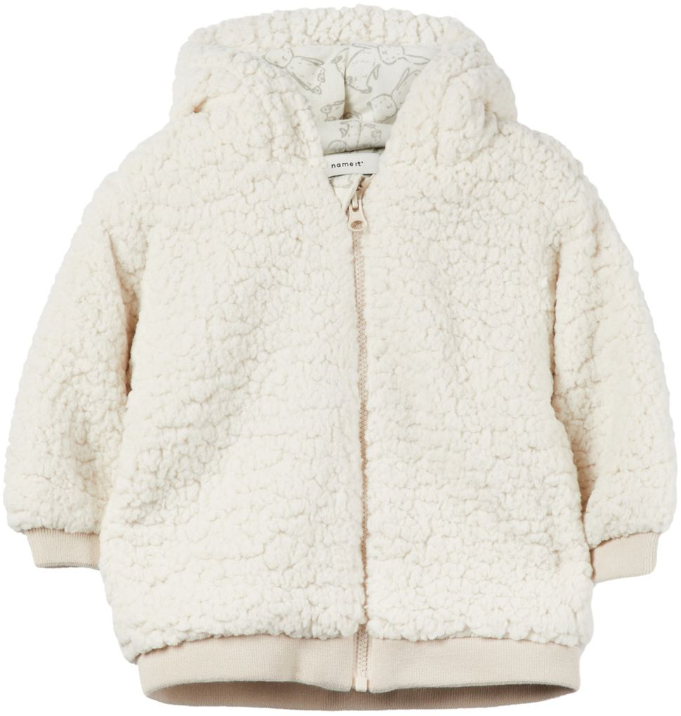 Name it Baby Teddyjacke Winterjacke NBNMIFFI – Bild 1