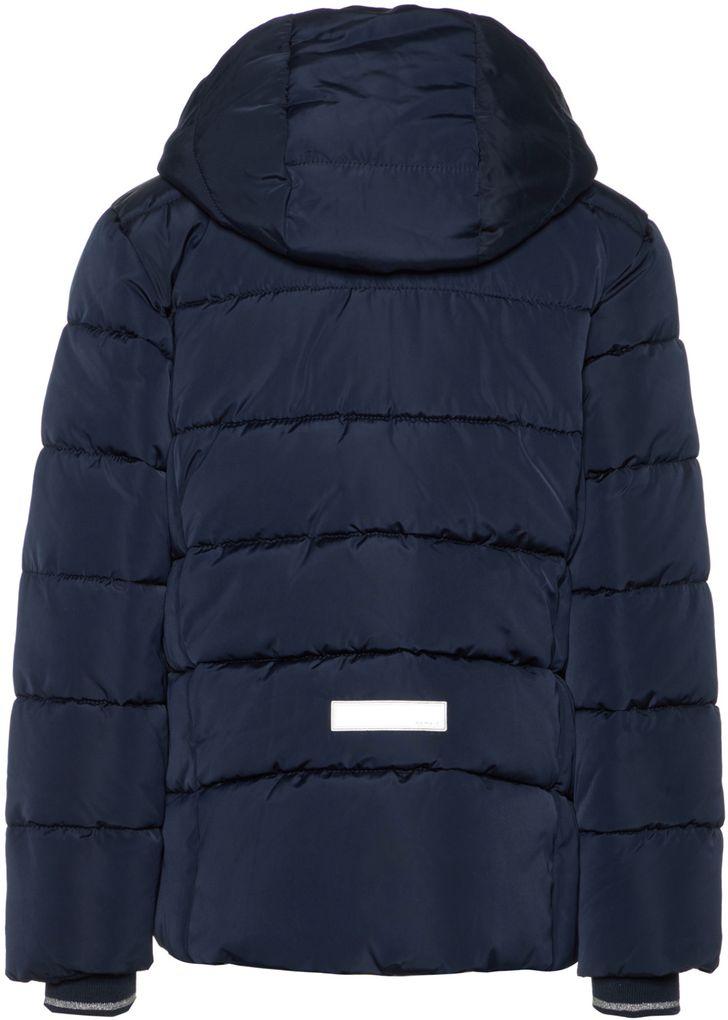 Name it Mädchen Winterjacke Puffer Jacket NKFMIL – Bild 2