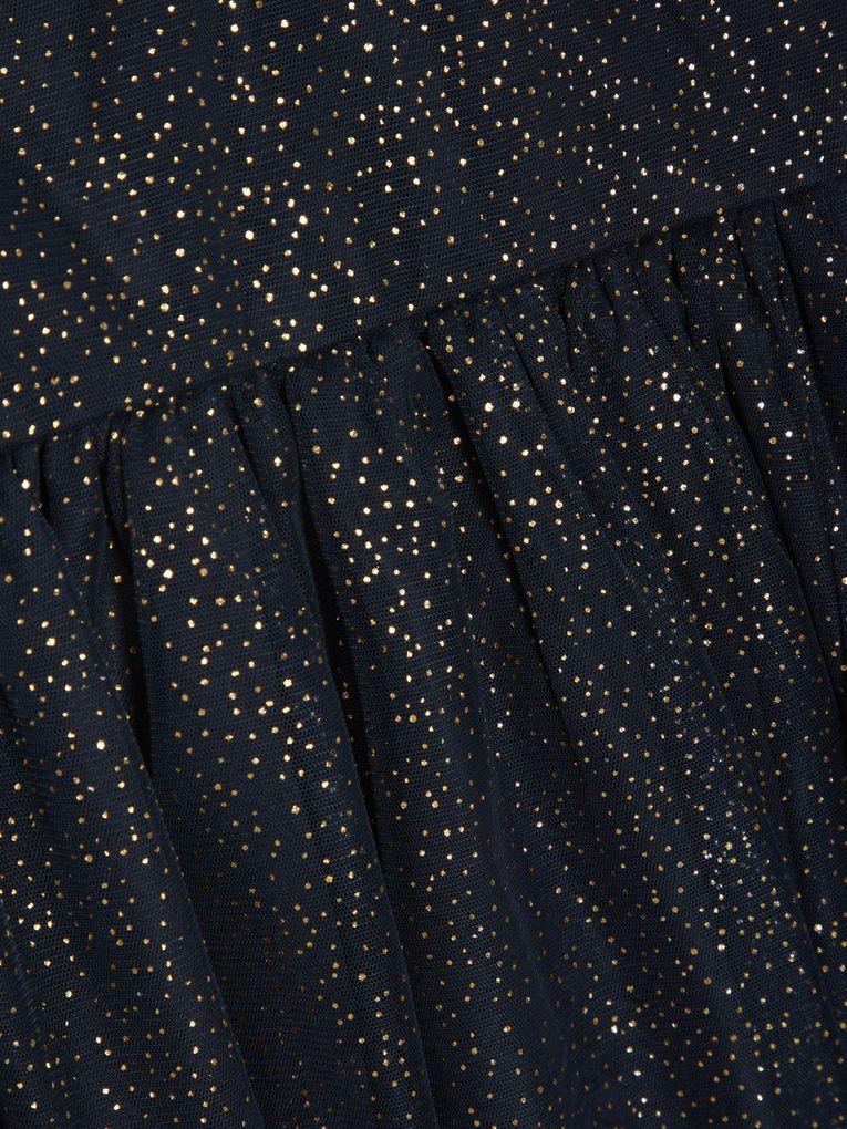 Name it Mädchen Fest-Kleid Tüllkleid ärmellos NKFISLA – Bild 3